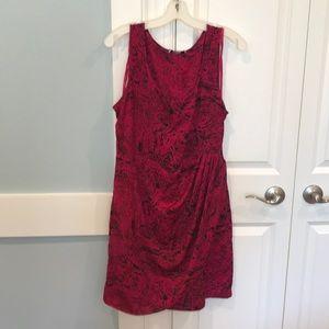 DKNYC pink dress. Size 12